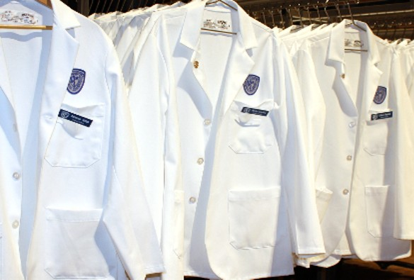 White Coat Ceremony: Origins and Meaning of the Clincician's ...