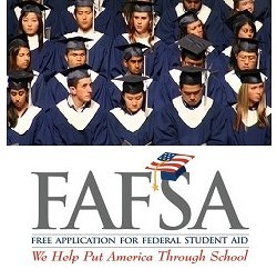 paying for pa school with FAFSA financial aid