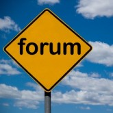 Becoming a Physician Assistant Forum roadsign