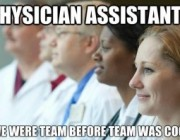 THE PHYSICIAN ASSISTANT MEME NEEDS YOUR HELP!
