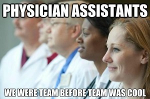 physician assistant meme