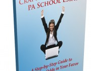 Now Available: Crafting a Winning PA School Essay